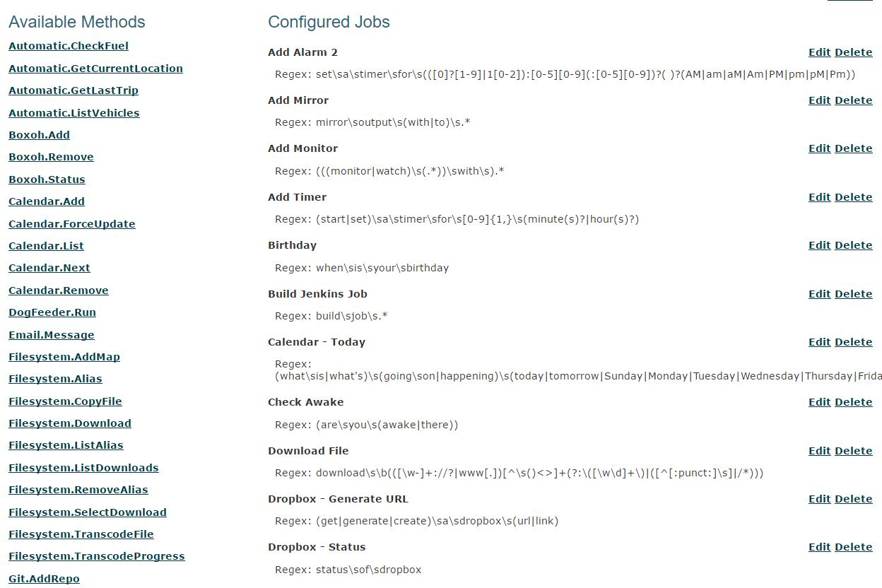 Project   Project Stark Framework   Hackaday io