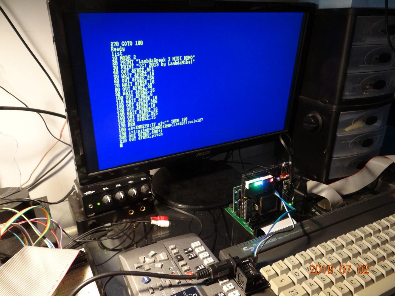 MIDI for the CPC   Details   Hackaday io