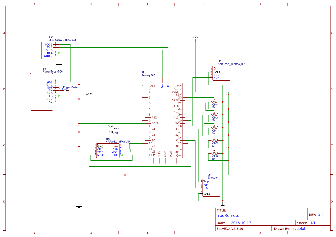 Schematic Of This Thing - Wiring Diagram Review