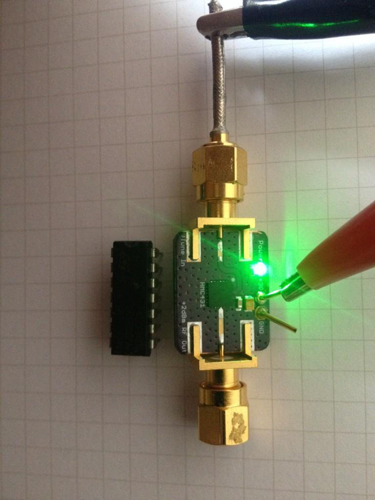 Simple, low-cost FMCW radar | Hackaday io