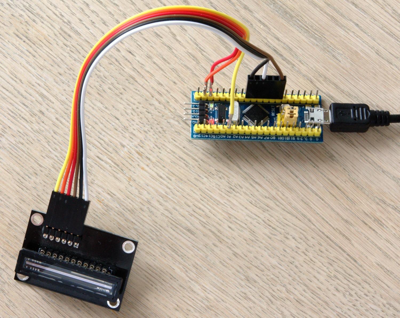 Linear CCD module   Hackaday io