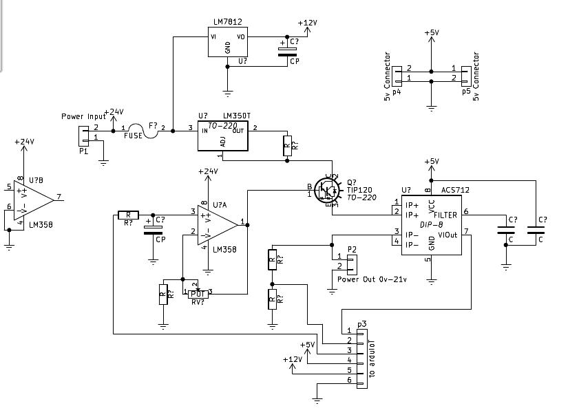 Variable Power Supply  Arduino compatible | Hackaday io