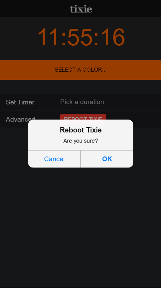 Tixie for iOS