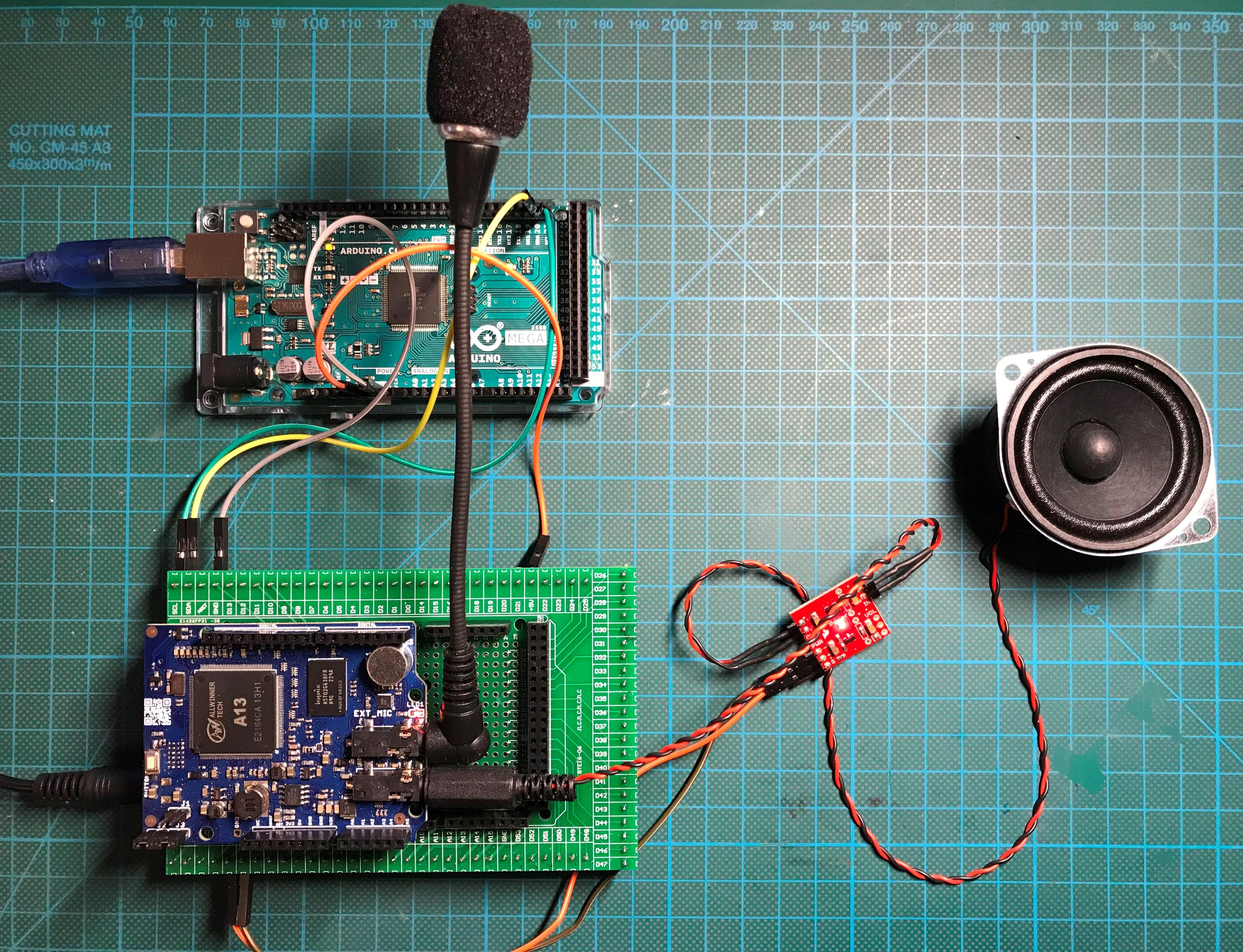 Project | Der Maschinenmensch | Hackaday io