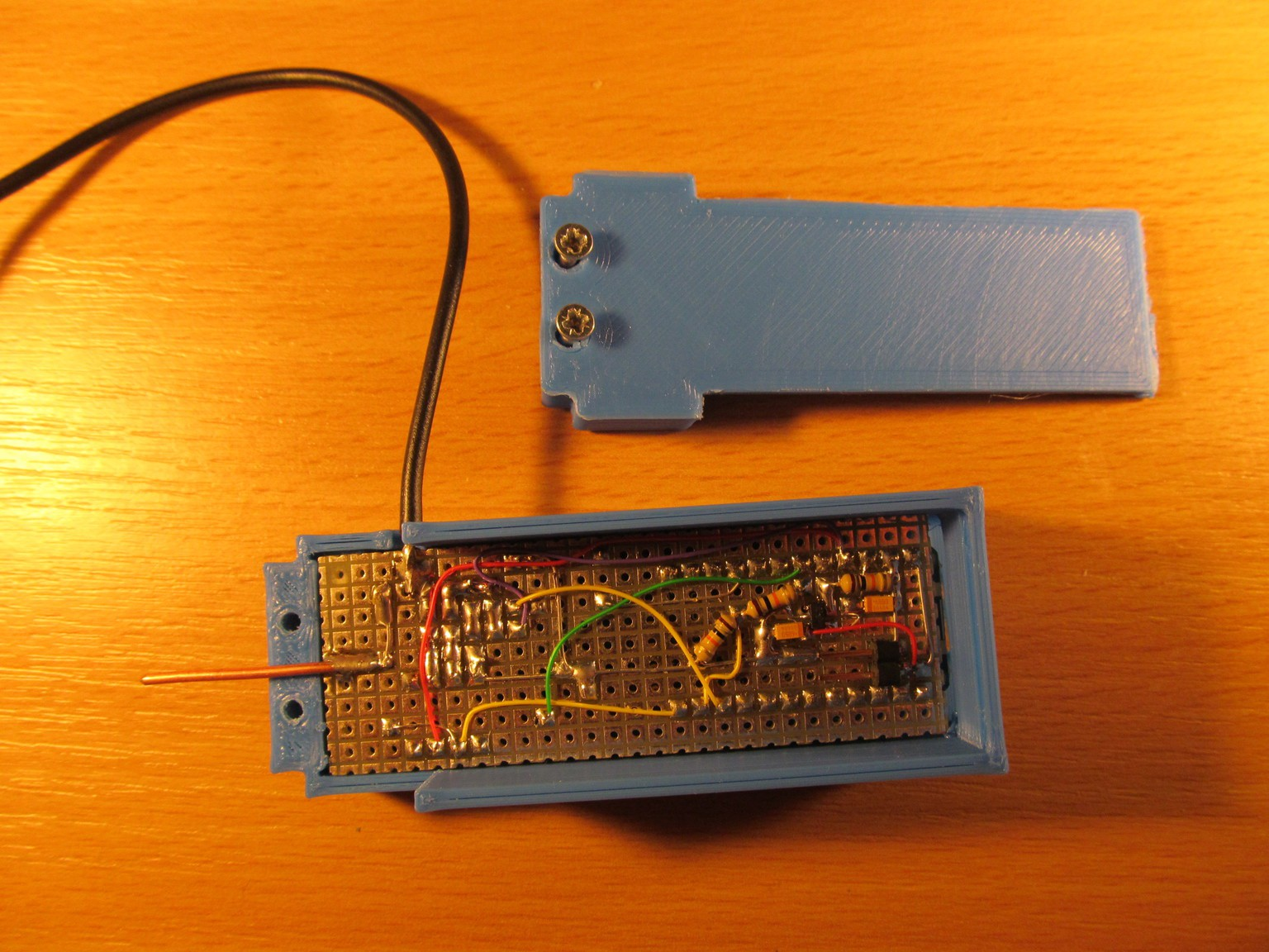 Shorty Short Circuit Finder Buzzer Beeper Circuits Caroldoey And Made A Little Demonstration Of Its Functionality