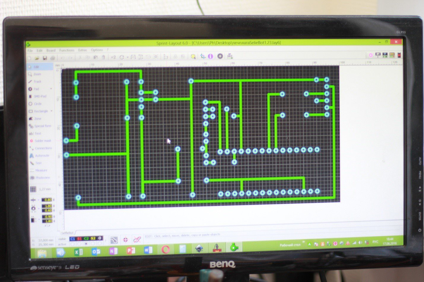 Gallery | Diode Laser Etching of a PCB  DIY From a to Z  | Hackaday io