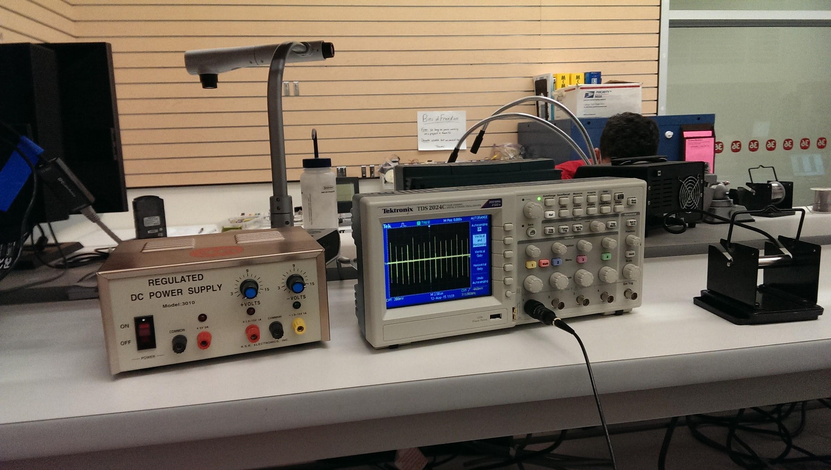 PHΛNTOM Case & Electronics Testing   Details   Hackaday io