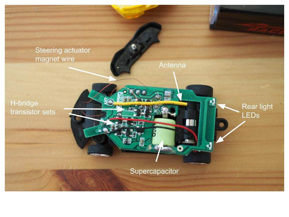 Micro RC Car Teardown: 4 Steps (with Pictures)