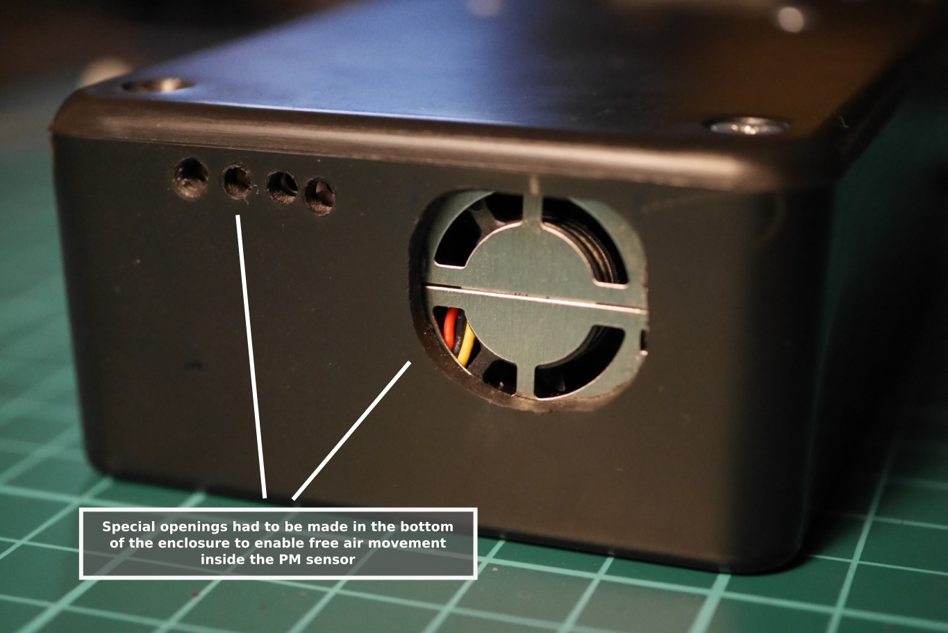 Portable Air Quality And Radiation Indicator | Hackaday io