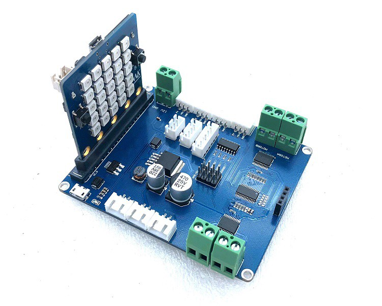 BPI:bit Webduino and arduino board with EPS32 | Hackaday io