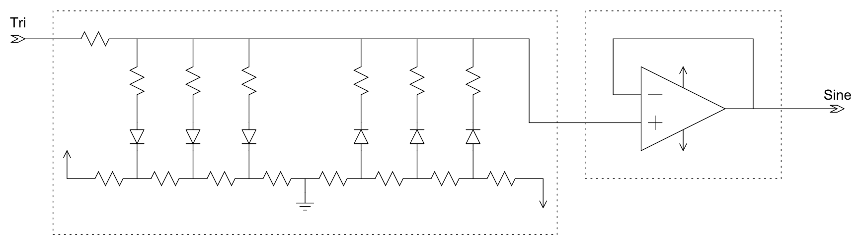 7wave Oscillator Variable Sine Wave Circuit Diy Heres A Useful Graph