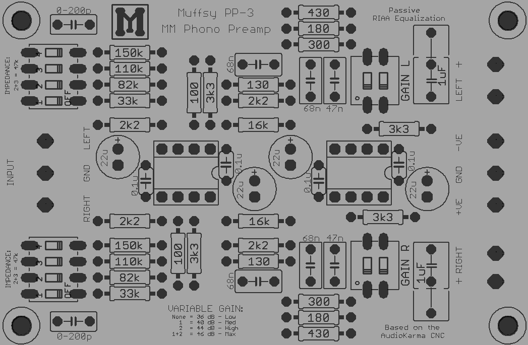 muffsy phono preamp pp