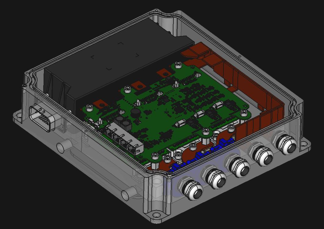 Axiom: 100+kW Motor Controller | Hackaday io