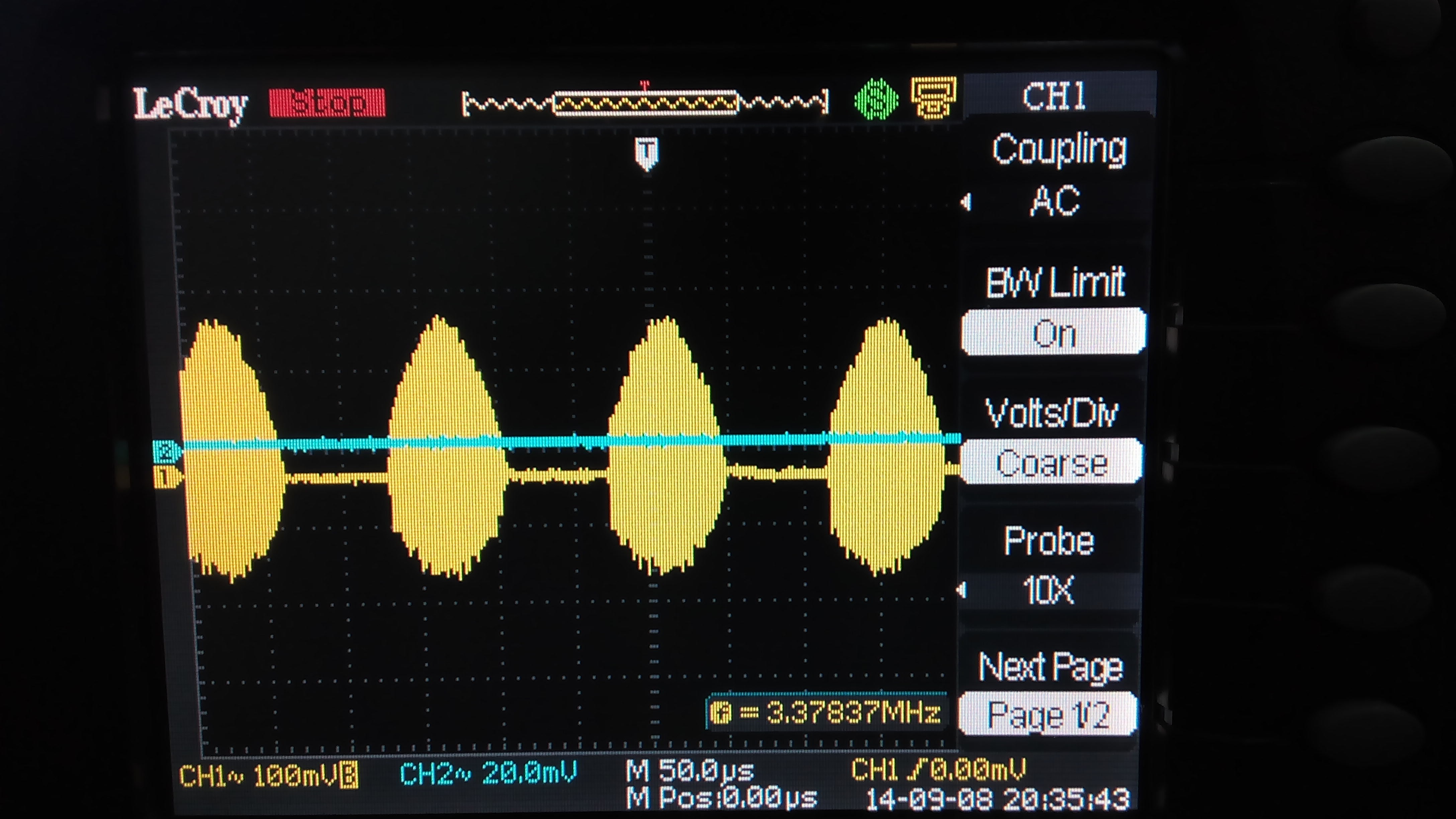 Project Python Powered Scientific Instrumentation Tool Of Lm324 Changes Voltage Electrical Engineering Stack Exchange I Tried Several Possible Solutions Including Disconnecting Three Pgas And Letting The Drive Vref Only One But With No Hope