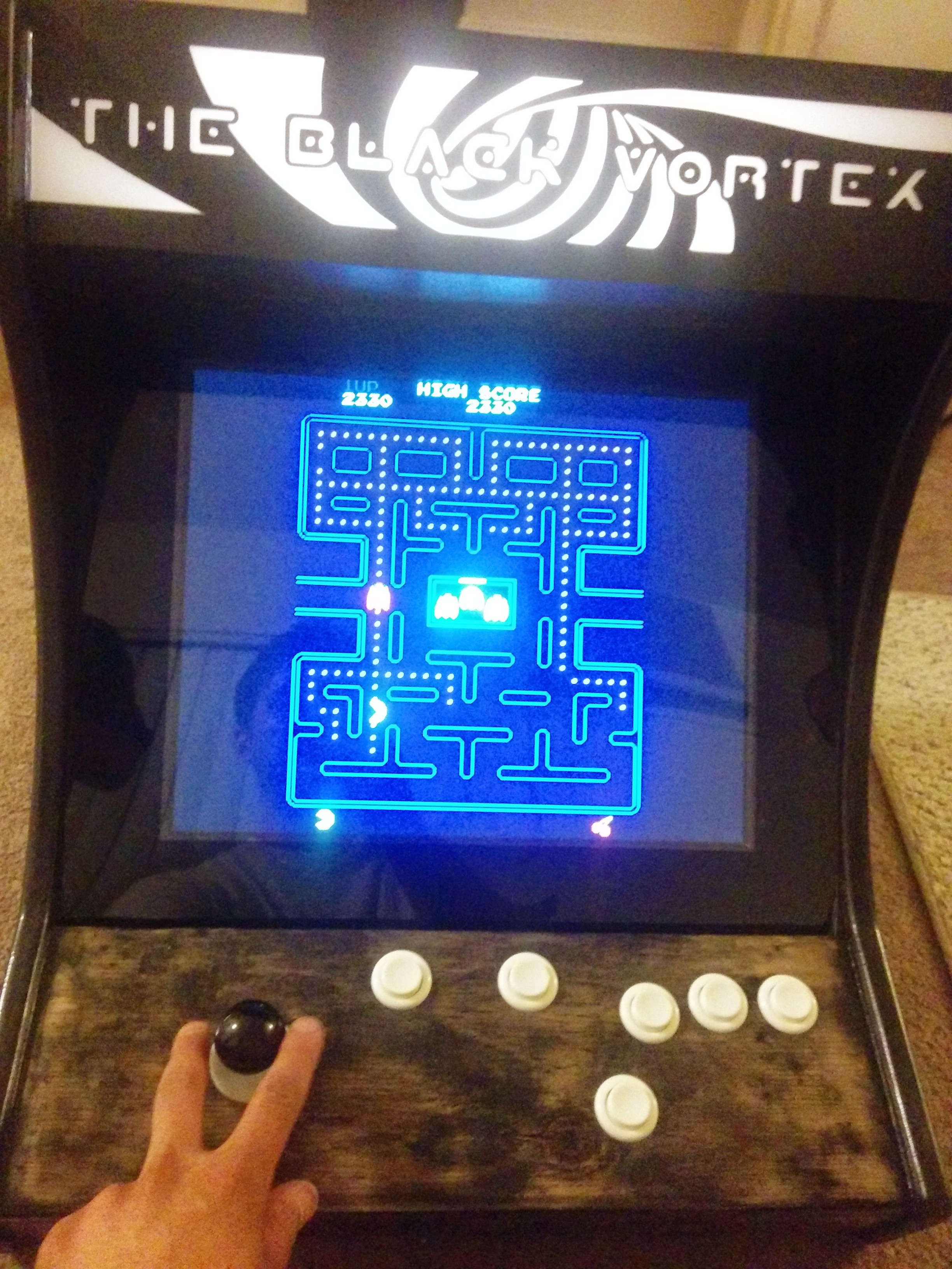 Instructions Raspberry Pi Vintage Arcade Game Wiring Diagram Refer Back To The Gpio And Retrogame File For Button Programming Please Feel Free Comment If You Get Stuck Or Have Any Questions