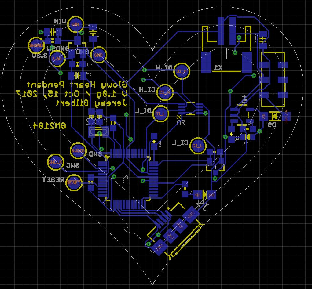 Project   The Glowy Heart of Blink   Hackaday.io