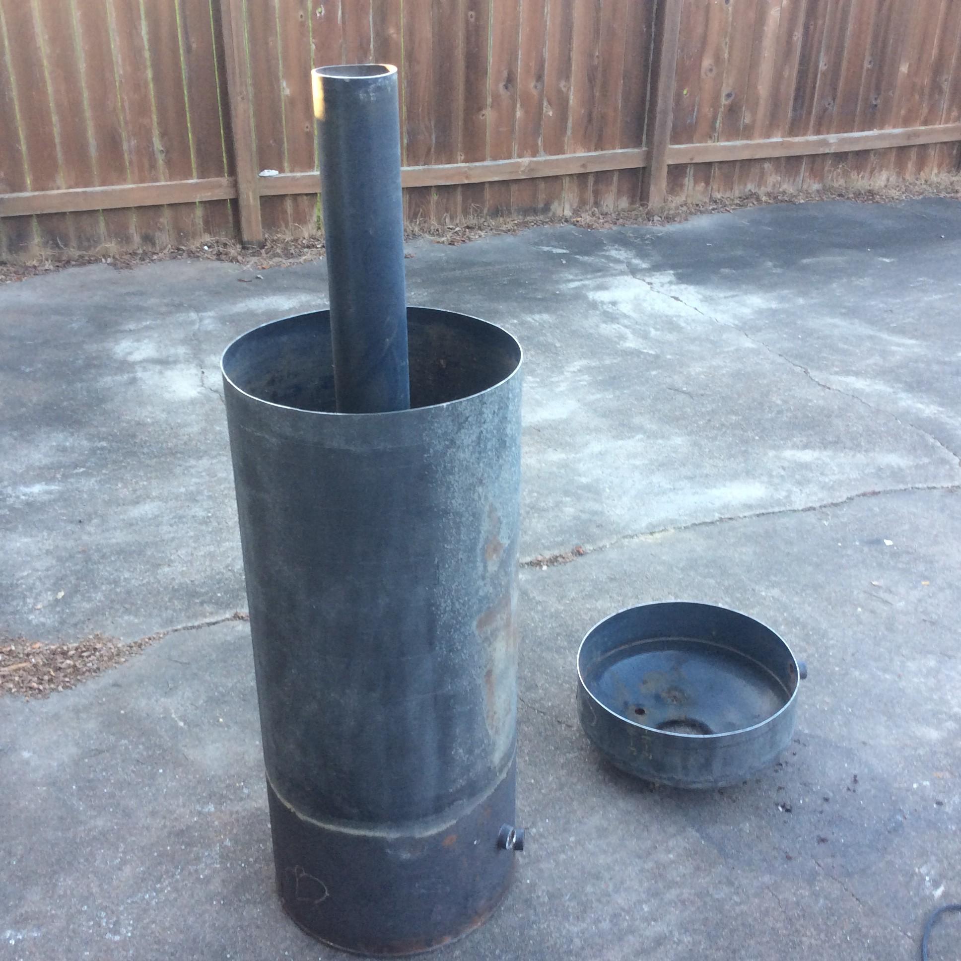 project smelting furnace for aluminium hackaday io