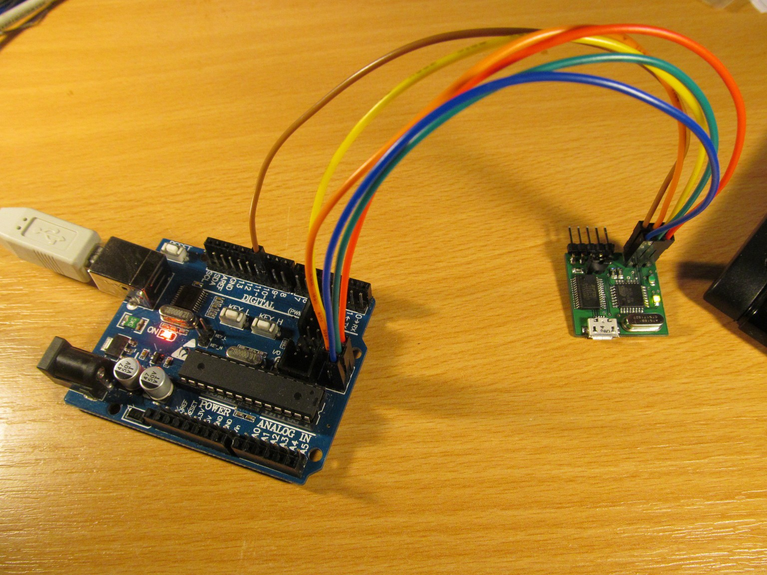 Project | Microchip PIC Arduino based programmer | Hackaday io