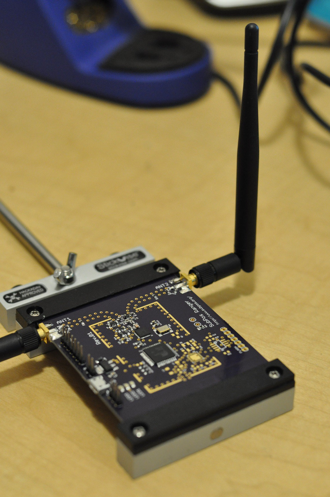 SubPos Positioning System | Hackaday io