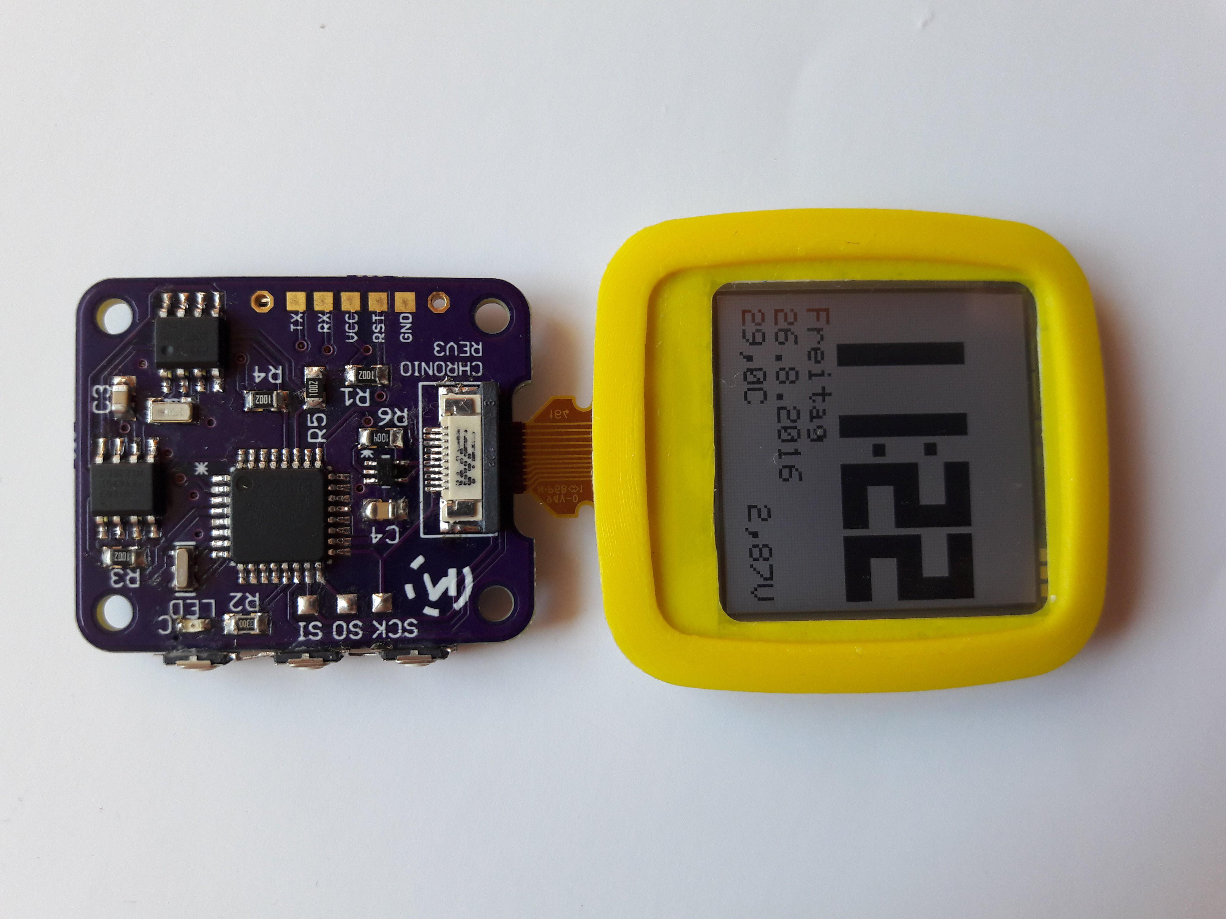 ATMega328 TQFP32 In circuit programming