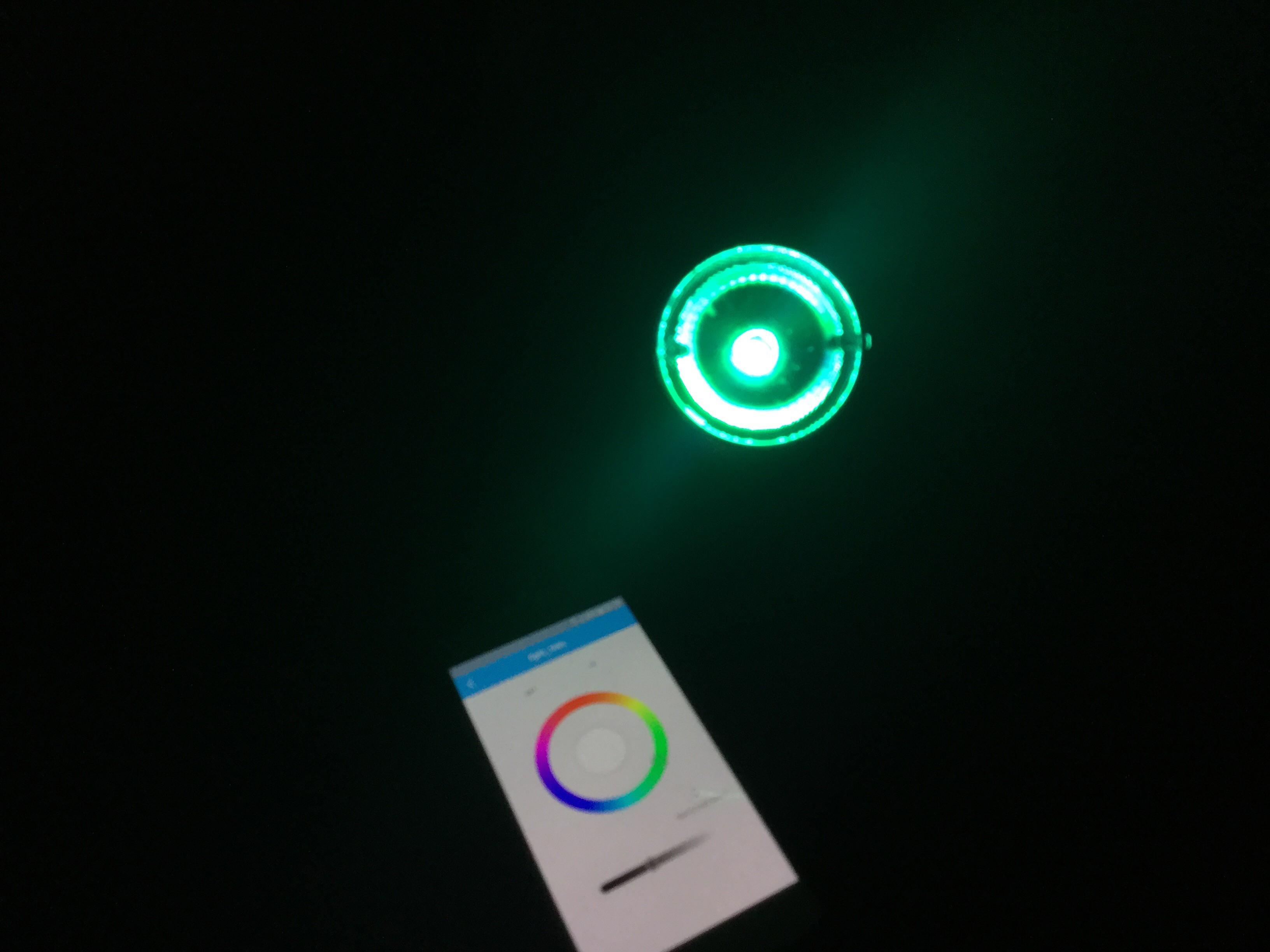 ESP32-MeshKit custom RGB LED Lamps | Hackaday io