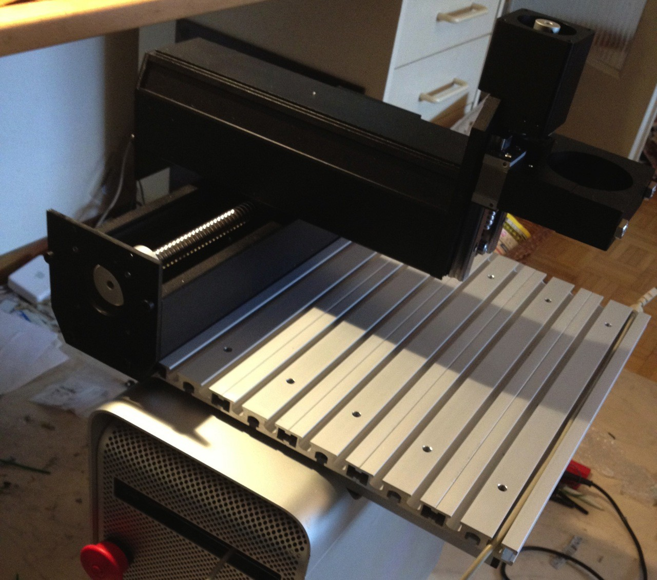 Gallery | Mini CNC Mill | Hackaday io