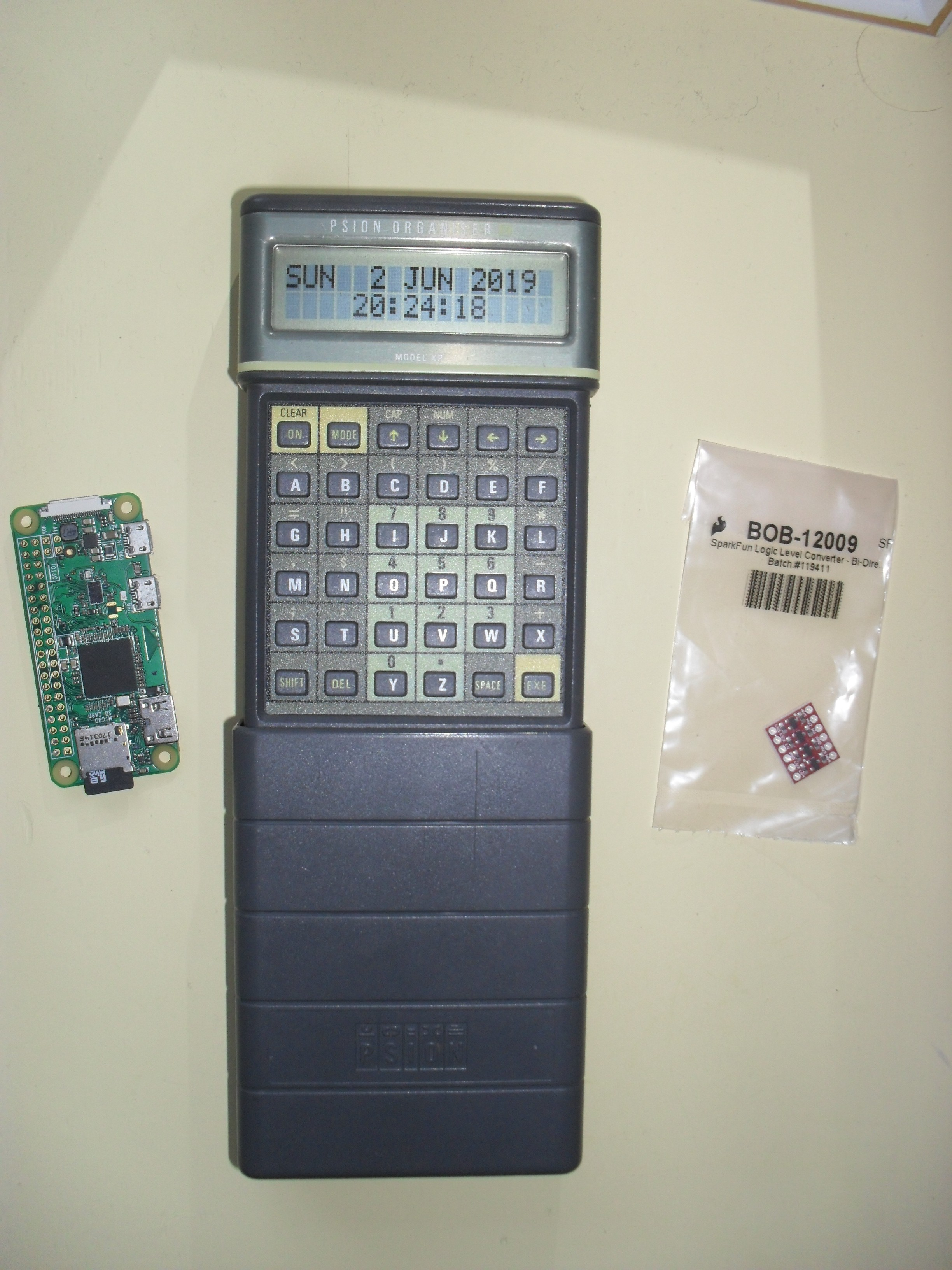 The Comms Link cometh | Details | Hackaday io