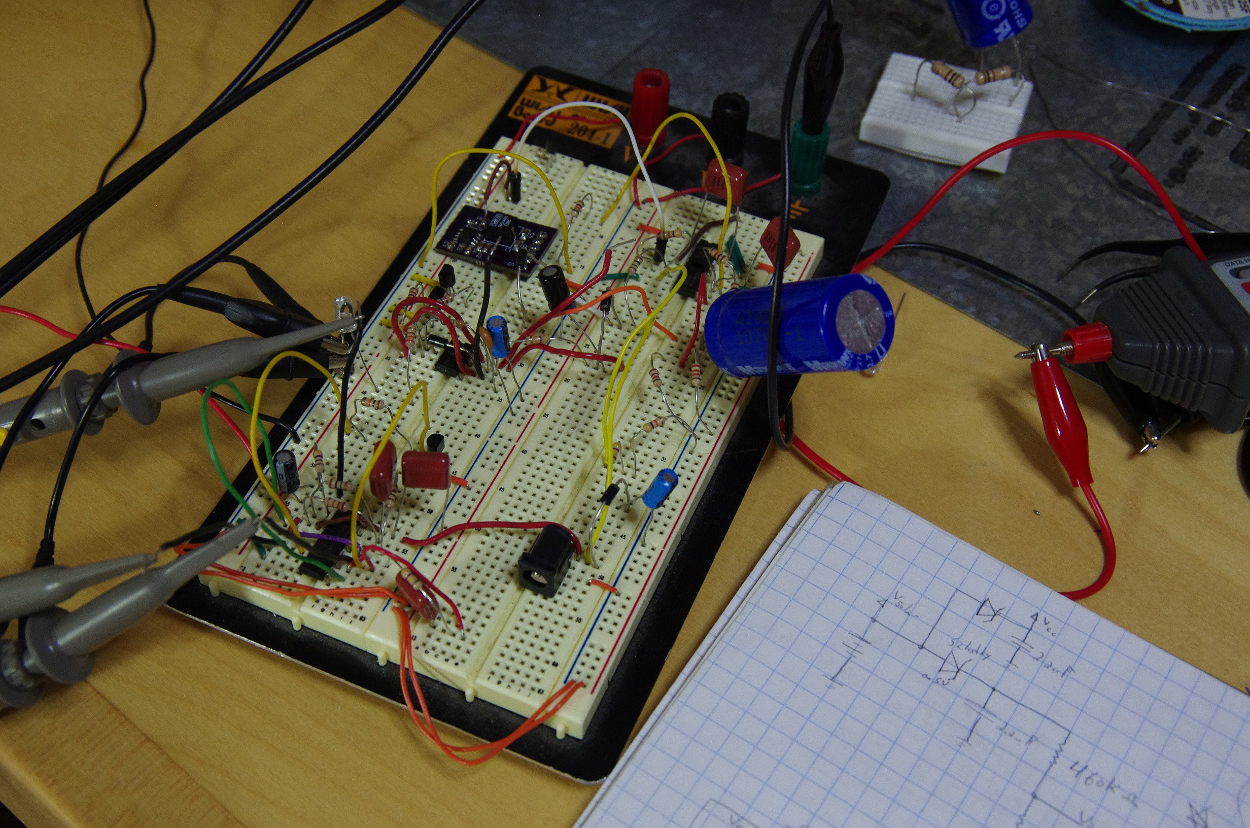 Timing Is The Answer Details 555 Timer Monostable Circuit Electrical Engineering Electronics My First Inclination Was To Replace Mcu With Good Ole Trusty These Ics Have Been Around Since Dawn Of Semiconductor Mild