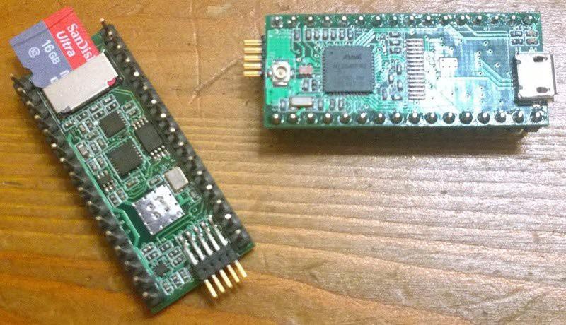 Gallery dipduino arduino zigbee oled sdcard sram dip