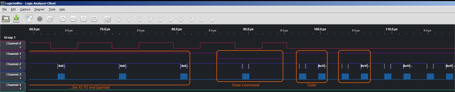 PDQ_GFX optimzed AVR LCD graphics | Hackaday io