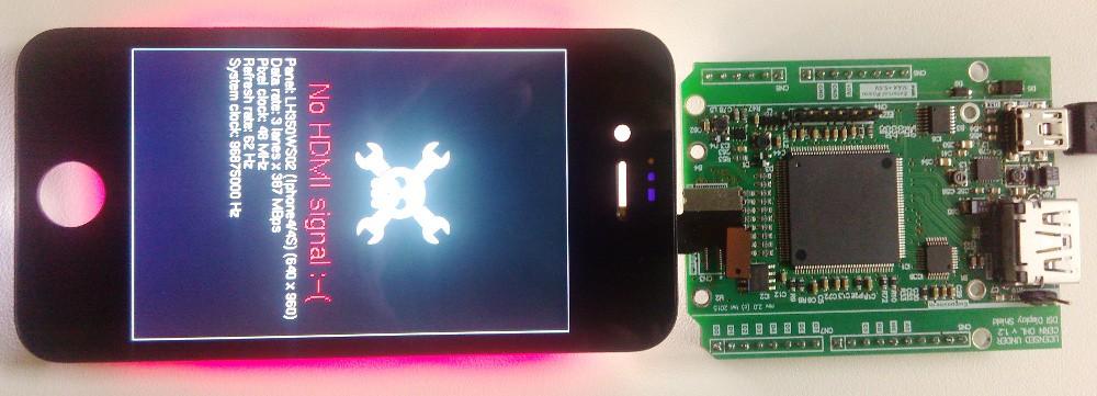 MIPI DSI Display Shield/HDMI Adapter | Hackaday io