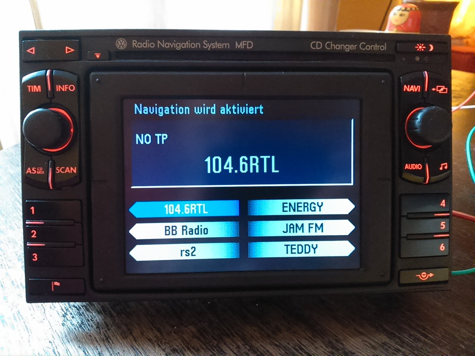 NavIt on a VW OEM Navigation System | Hackaday io