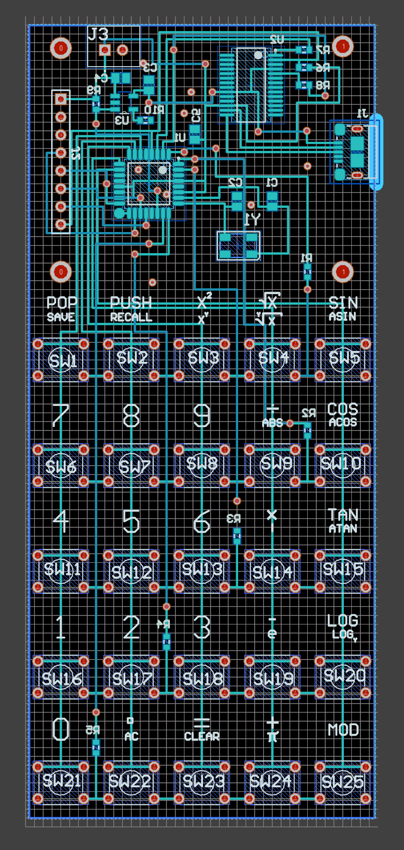 PCB layout | Details | Hackaday io