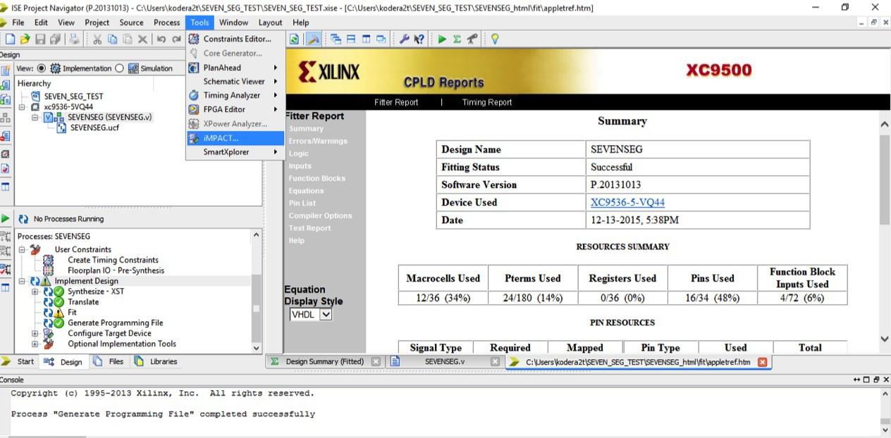 Xilinx - VHDL Vhdl Hardware Description Language