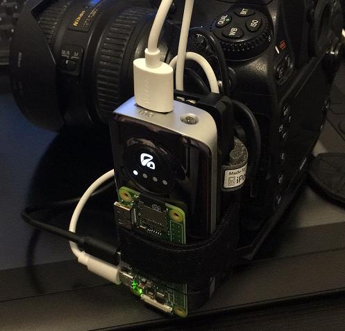PiSugar Battery for Raspberry Pi zero