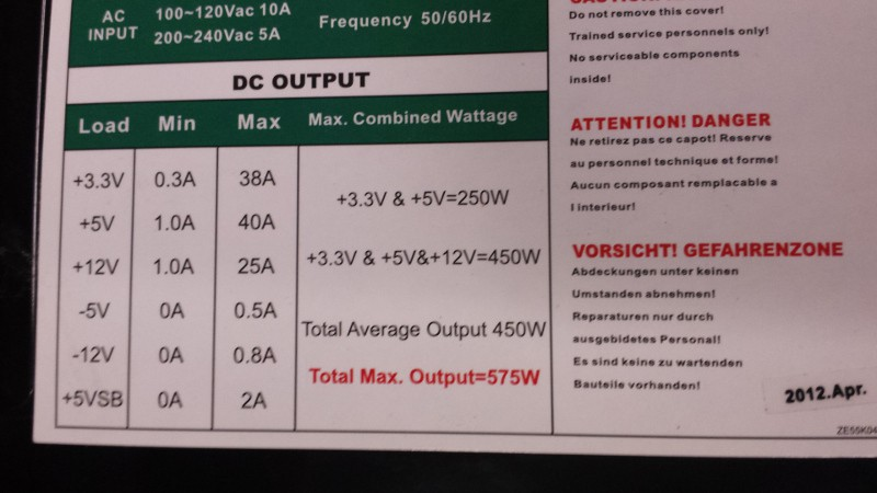 Instructions | ATX Benchtop Power Supply | Hackaday.io