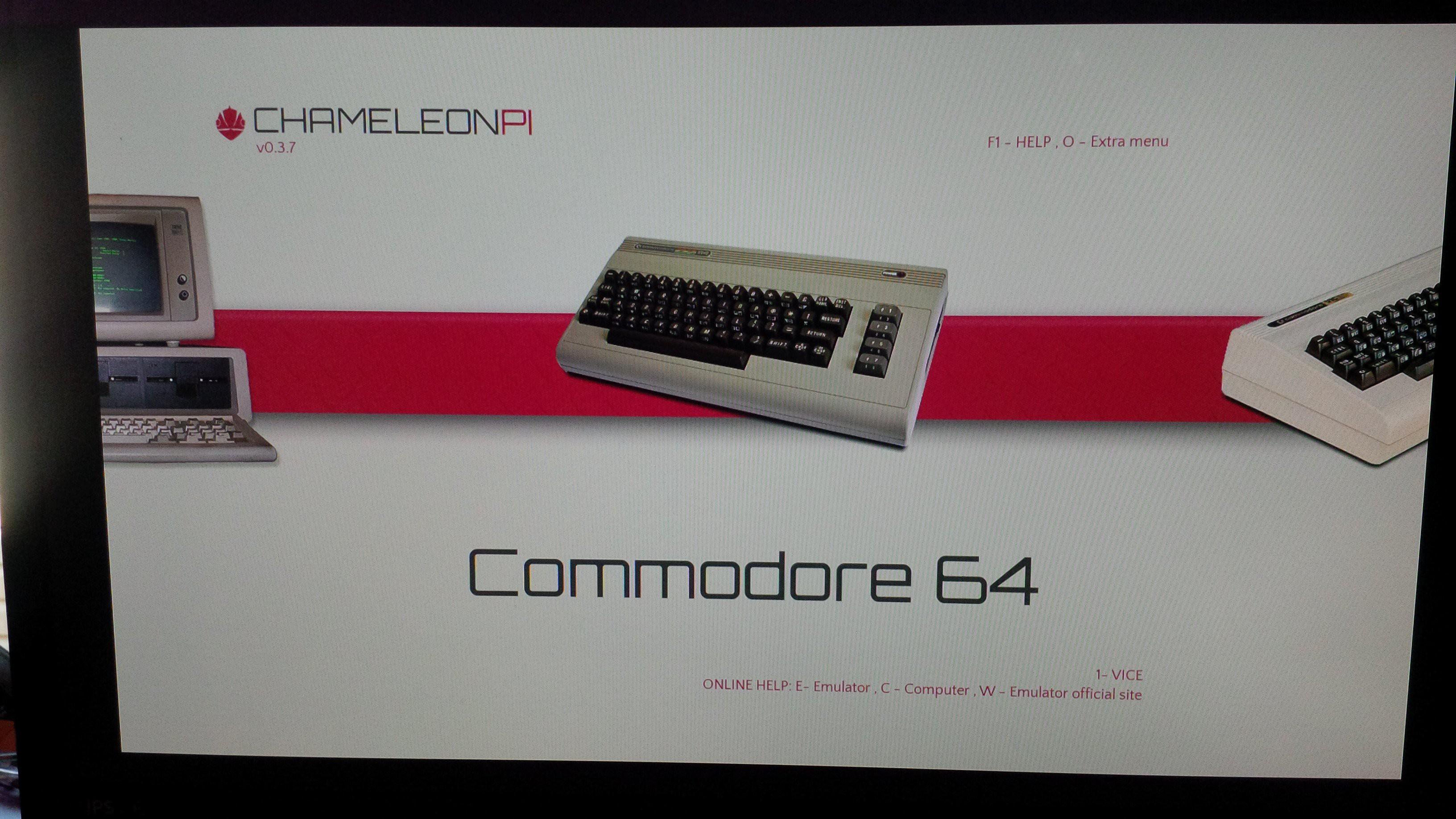 Commodore 64c / Raspberry Pi Non Destructive Frame | Hackaday io