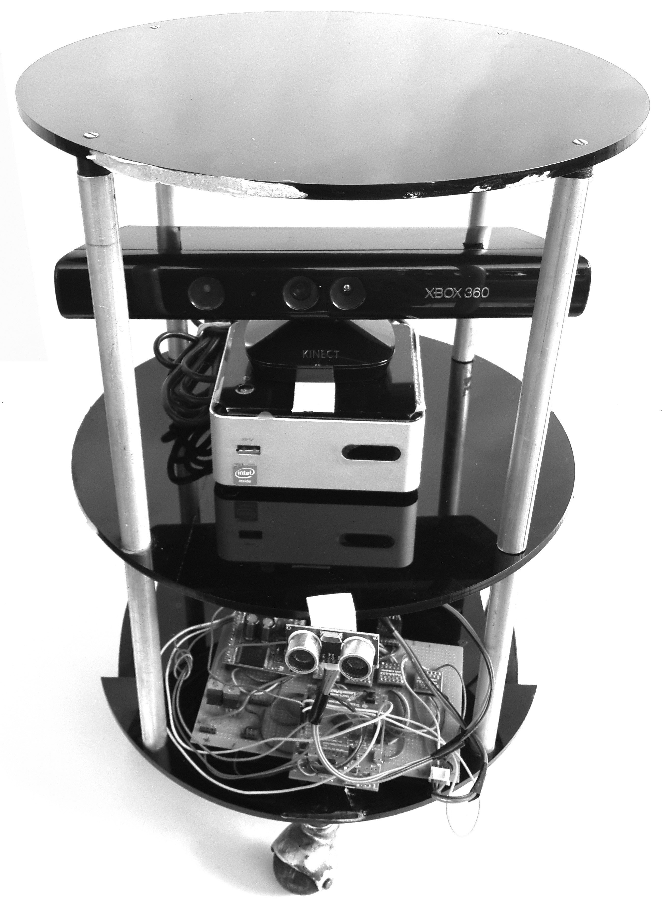 Gallery   DIY Autonomous Mobile Robot   Hackaday io