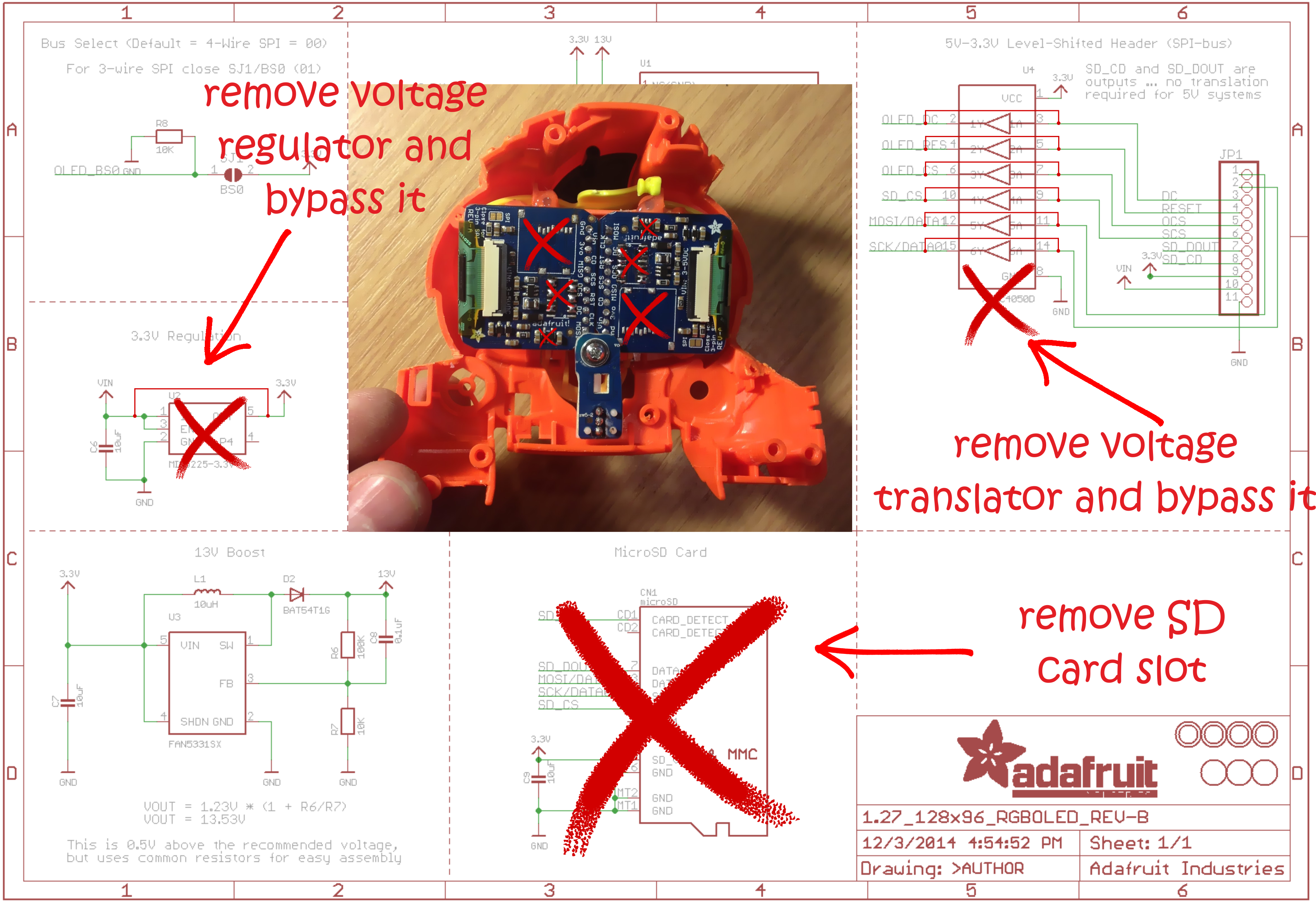 Instructions Open Furby K40 Mic Wiring Diagram Next Step Is To Fasten The Switch Which Use Check If Tongue Pushed We Solder All Wires Displays And Bring Them Out Of