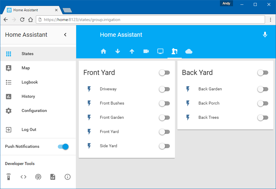 Setting up HomeAssistant   Details   Hackaday io