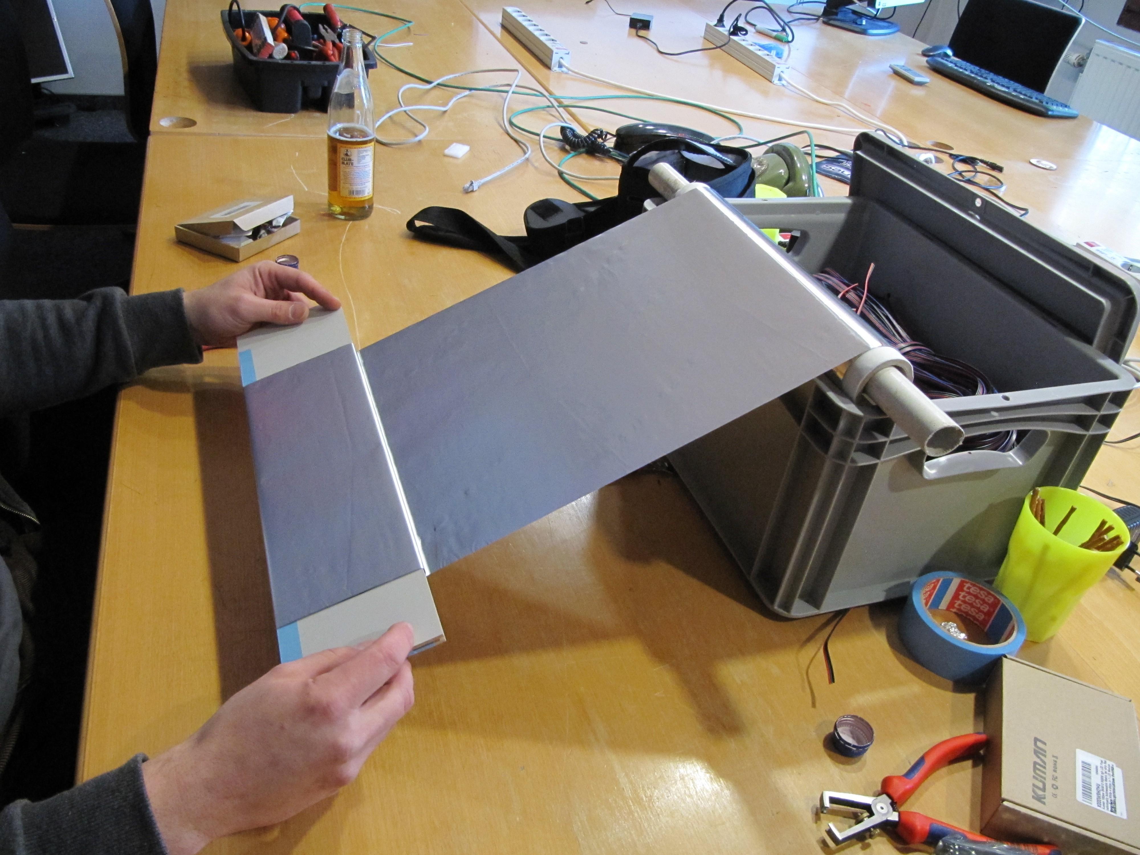 Aluminum Foil Github