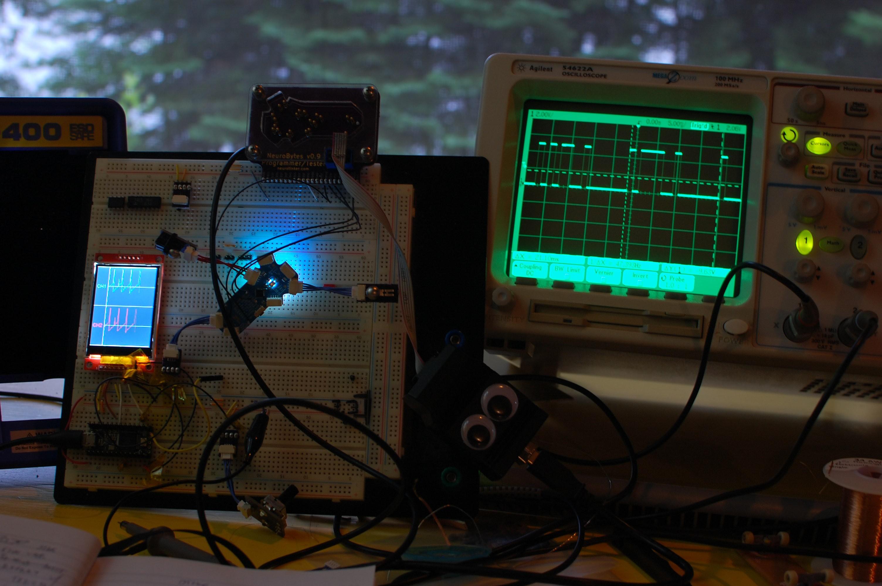 Project   NeuroBytes   Hackaday io