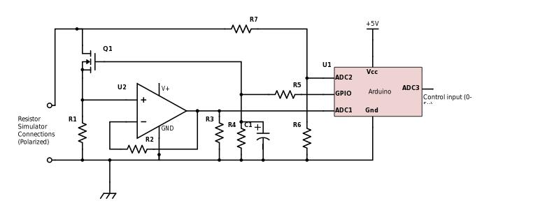 fuel sender adaptor circuit details hackaday io rh hackaday io