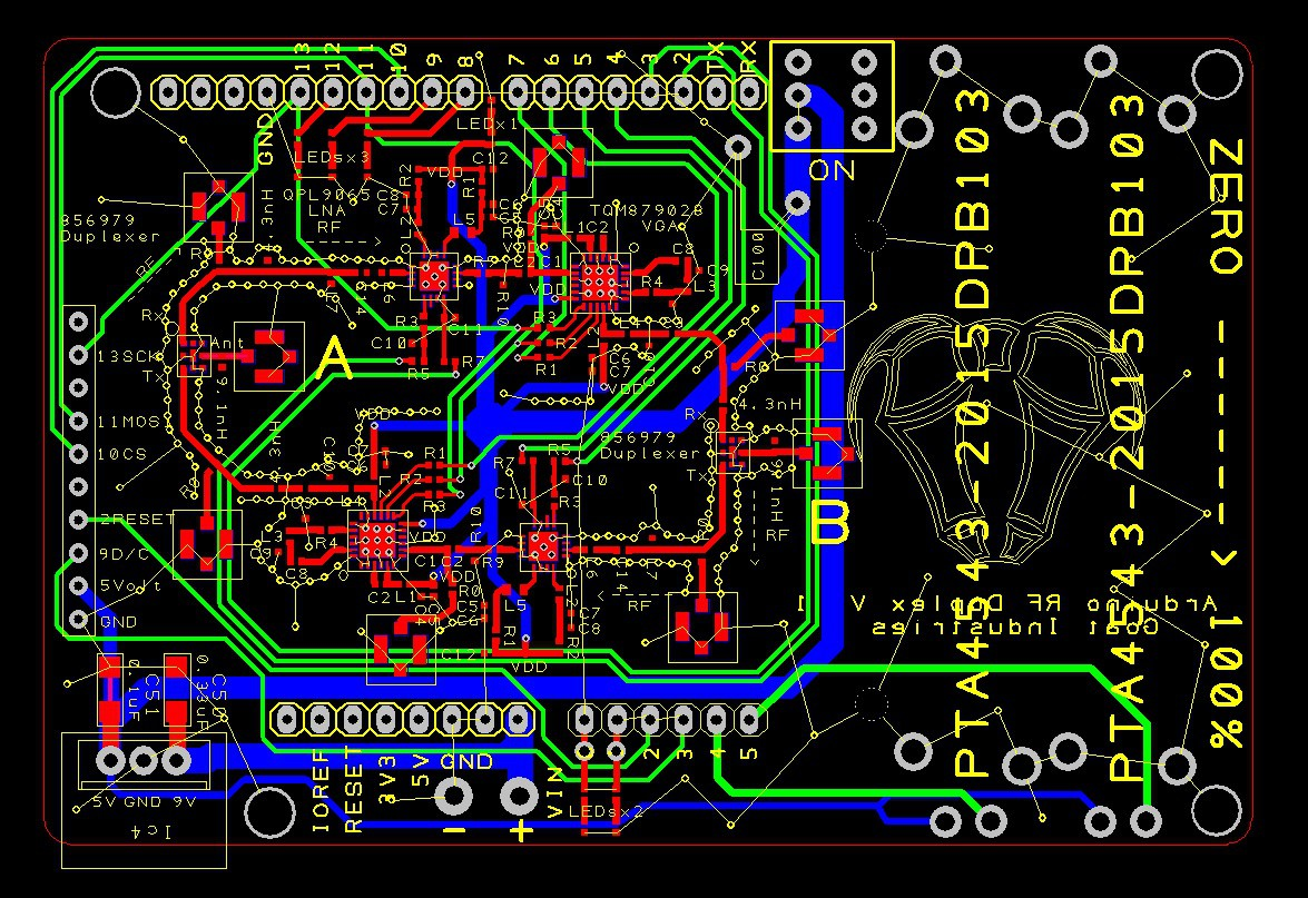 Cell Phone 4g Lte Repeater Booster Femtocell Pcb Boardmobile Circuit Board Another 4 Layers Of Abject Confusion Goes To Shenzhen Hopefully Actually Correcting A Couple Mistakes Found In The Previous Simplex Version