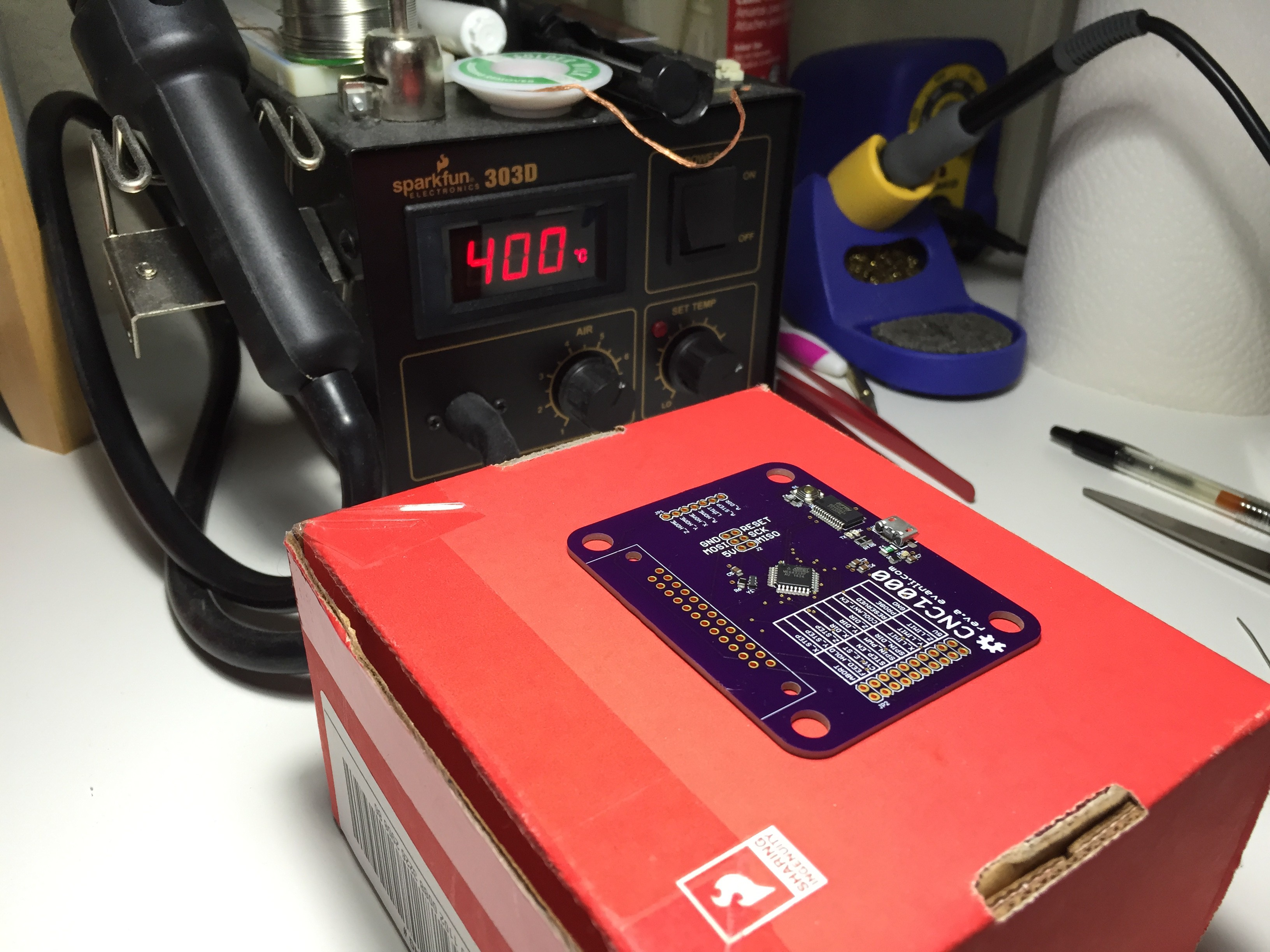 Servicing and Upgrading a Harbor Freight Mini Mill | Hackaday io