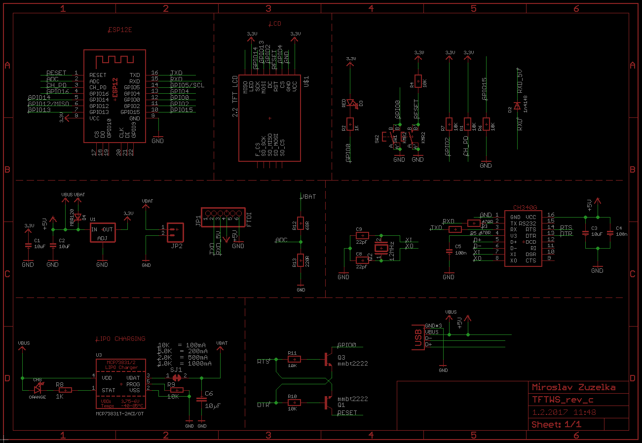 Weather Station Pcb Circuit Layout On It Remember Where Each Parts And Components Board Design