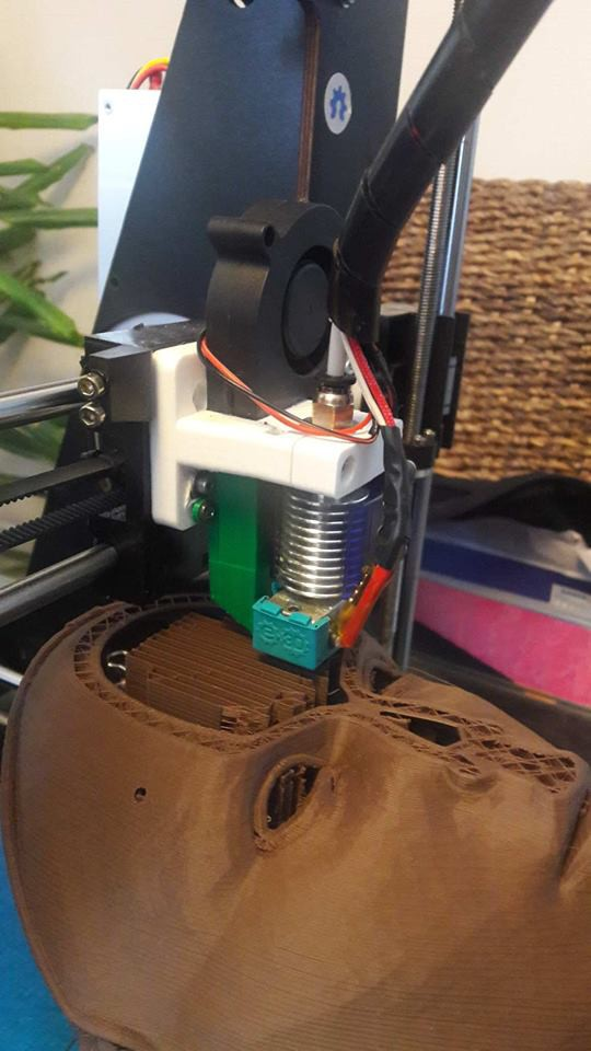 Upgraded cheap 3D printer into a high quality | Hackaday io