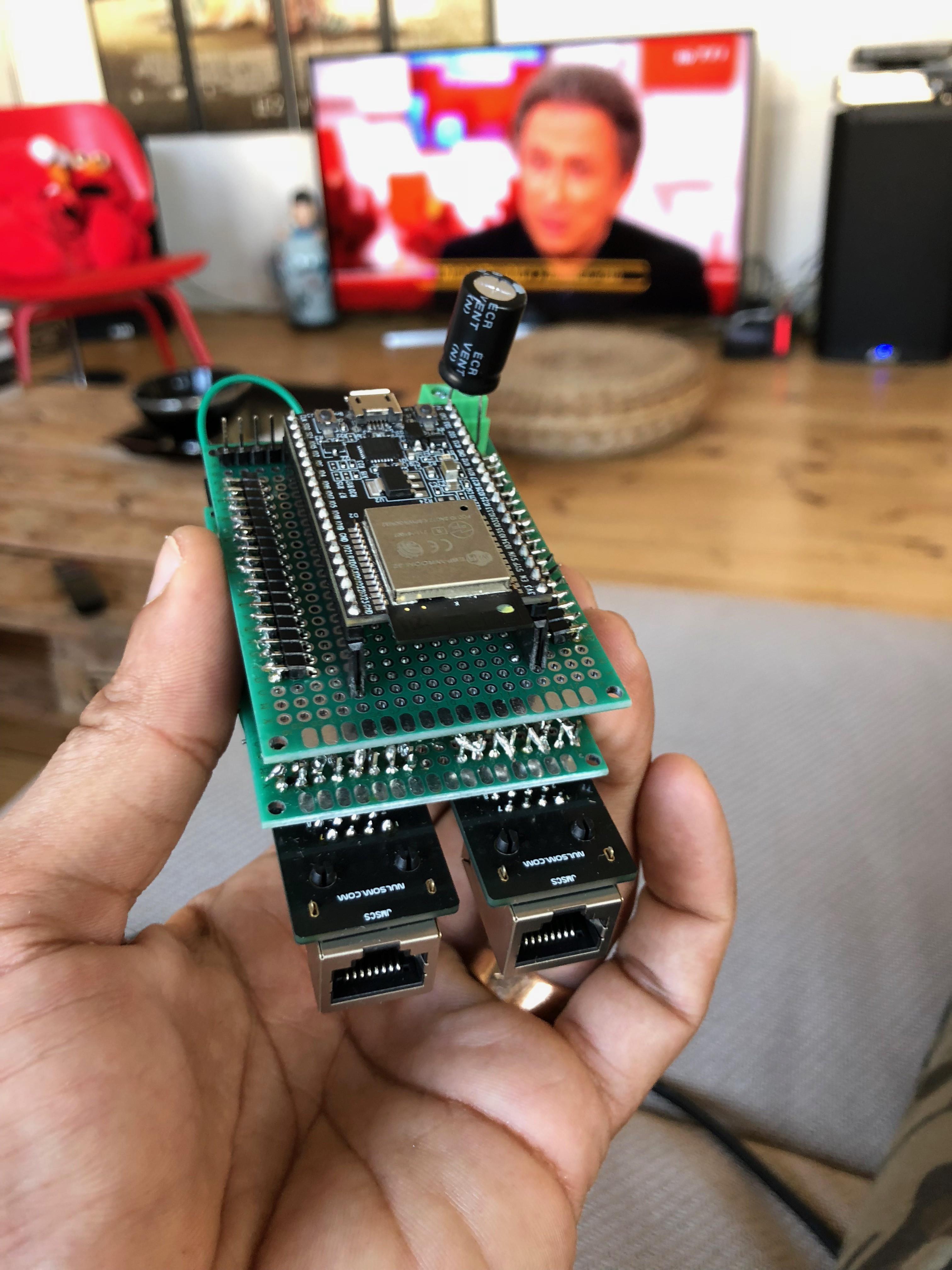 5904 leds panel | Details | Hackaday io