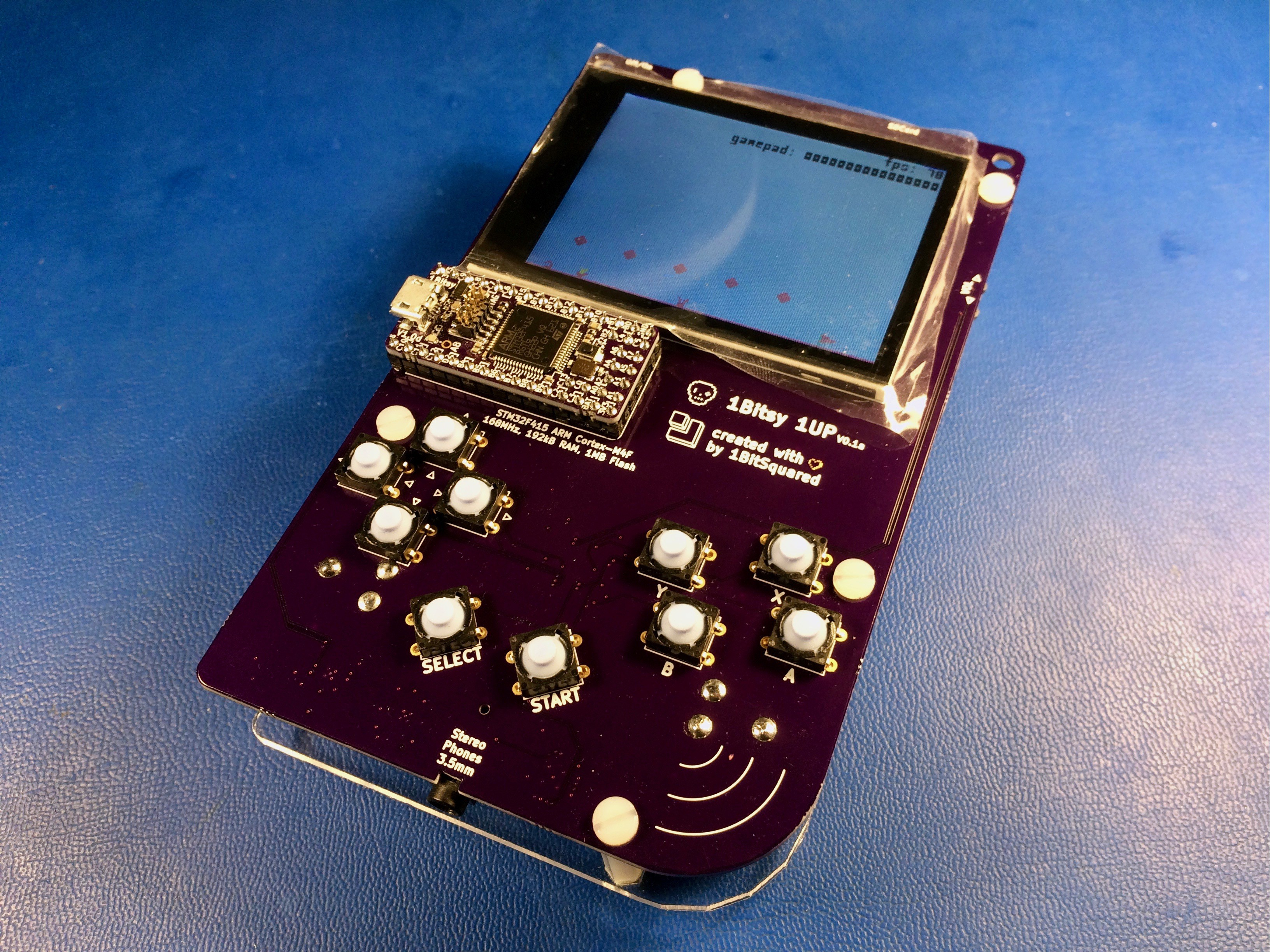 1bitsy 1up Making Gameboy Systems Circuit Next Goal Is To Finish Assembling The Other Two And Maybe Make Another Trip Hackerspace Tinker With Some Plate Solutions