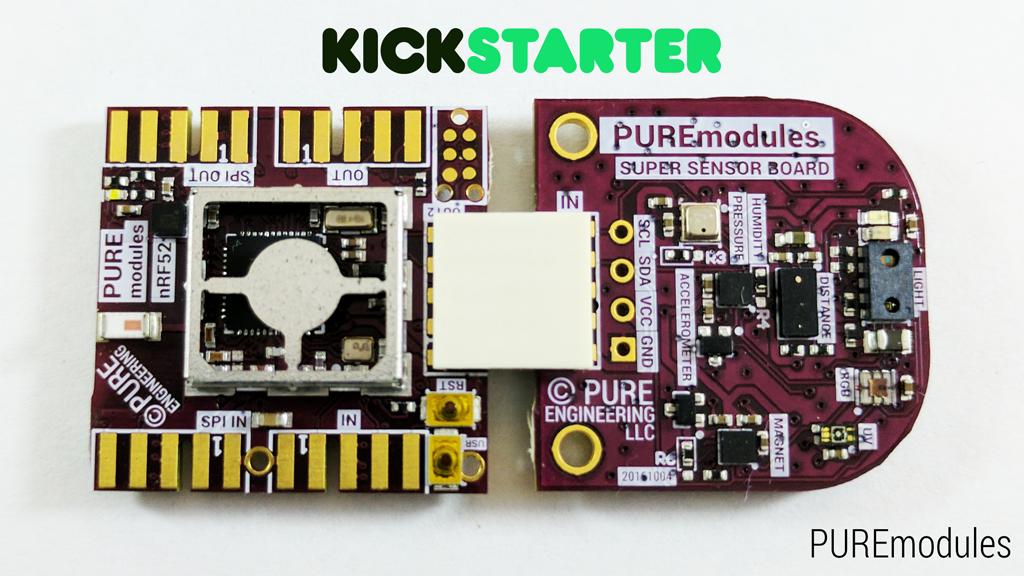 Kickstarter is live